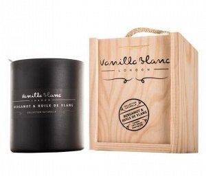 Свеча VB0024 Бергамот и иланг-иланг Vanilla Blanc