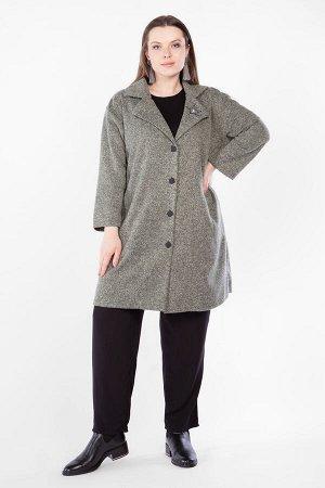 Пальто PL40522MEL45