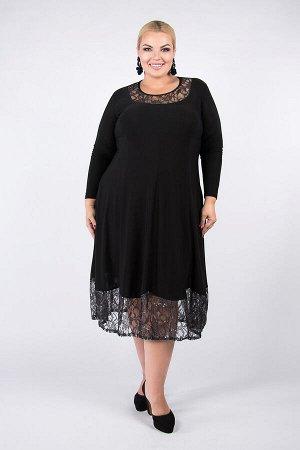 Платье PP18003BLK62