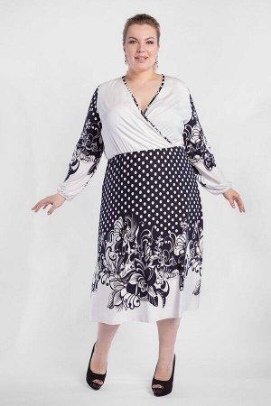 Платье PP25003FLB05