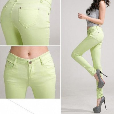 Красивая Цена на Модную Одежду 🌸 В наличии во Владивостоке — джинсы, брюки. леггинсы — Одежда