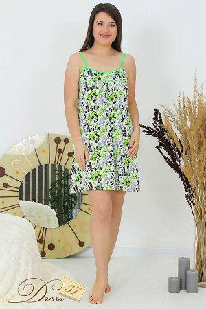 Сорочка женская «Амалия» салат