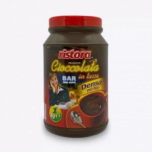 Какао, сиропы, шоколад. Горячий шоколад Ristora Bar «Cioccolata» 1000 г, Италия