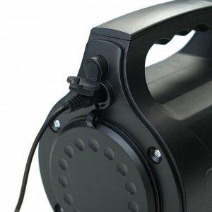 Фонарь ручной аккумуляторный 55 Вт, 6000 мАч, от сети, 3 режима