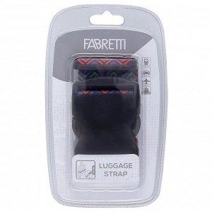 Багажный ремень FABRETTI 67341-4