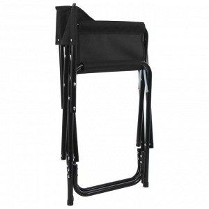 Кресло директорское PREMIER, цвет чёрный