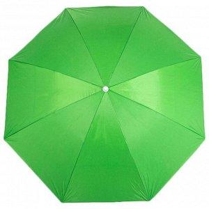 Зонт Green Glade 0013, цвет зелёный