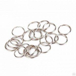 Кольца никель. 10 x 1 мм. Цена за 10 шт