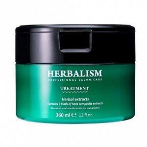 Маска для волос Гербализм 360мл LADOR HERBALISM TREATMENT