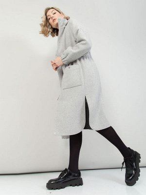 Пальто с капюшоном, Пальто 211404-4528