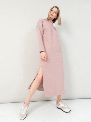 Платье из футера, Платье 211104-4535