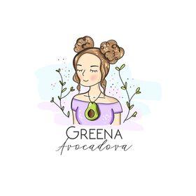 Organic House! Убтаны - поступление хитов! Новинки — Greena Avocadova/ Самый крутой бальзам для волос — Для волос
