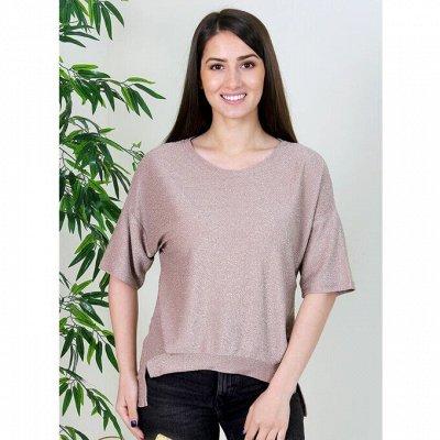 DRESS37 - доверяем трикотажу! От 42 до 66 размера — Туники — Туники