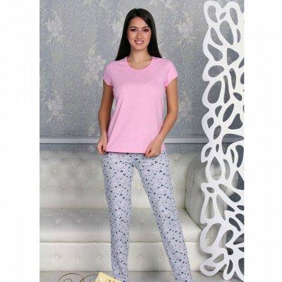 DRESS37 - доверяем трикотажу! От 42 до 66 размера — Пижамы — Сорочки и пижамы