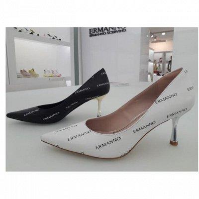 разных вещей по опт цене + Италия по курсу 70 — ERMANNO SCERVINO shoes SS20 - возможна примерка — Босоножки, сандалии