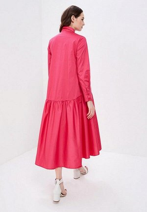 Платье-рубашка оверсайз