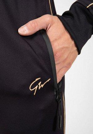 """Штаны Gorilla Wear """"Wenden"""" GW-90960 черно-золотистые"""