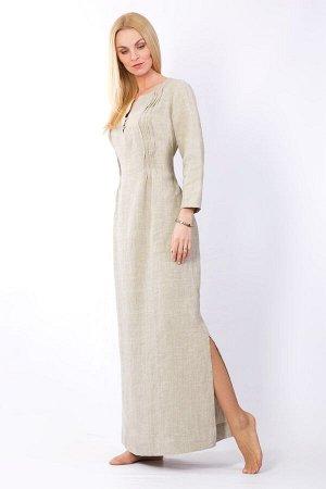 """Платье женское """"Снежана"""" длинное модель 305ДЛ"""