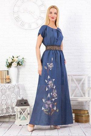 """Платье женское """"Нина"""" модель 363/1"""