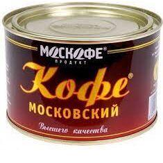 Чайно-Кофейная Лавка — Московский кофе — Растворимый кофе