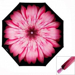Зонт ЦВЕТ: пудровый,  Замеры модели* * рост указан приблизительно, ориентируйтесь на замеры *Размер 102 см ( диаметр купола 102 см) Яркий женский зонт с цветочным принтом, купол стандартного размера