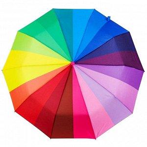 Зонт ЦВЕТ: мультиколор ассорти,  Замеры модели* * рост указан приблизительно, ориентируйтесь на замеры *Размер 95 см (диаметр купола 95 см) Стильный, яркий, компактный зонт, с принтом-мультиколор. Ти