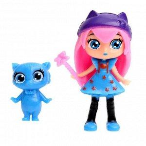 Кукла-малышка «Маленькая очаровашка», с аксессуарами, МИКС