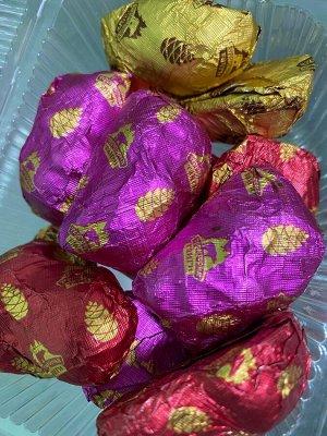 Мармелад сосновый в темном шоколаде