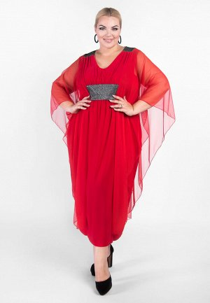 Платье PP37907RED25