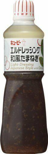 """Соус QP для  салата  """"Соевая заправка в японском стиле со вкусом лука"""" 1л"""