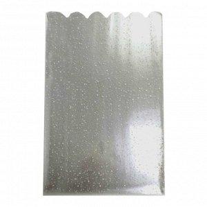 """Пакет подарочный прозрачный """"Пузыри"""" размер 20*35см"""