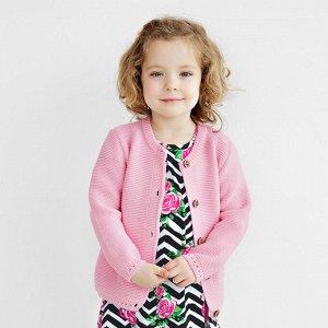 Кофта ДД Количество в упаковке: 1; Артикул: BN-702К-724-Р; Цвет: Розовый; Ткань: Пряжа; Состав: 50% хлопок 50% акрил; Цвет: Розовый | Молочный Скачать таблицу размеров