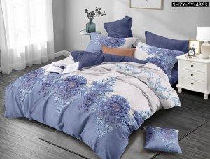 Комплект постельного белья Santa Barbara 4363 1,5 сп.