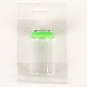 Баночка для хранения «Газировка», 135 мл, цвет МИКС