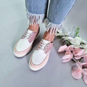 Туфли PELAGEYA пудра