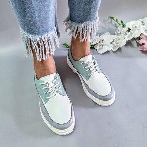 Туфли PELAGEYA серый