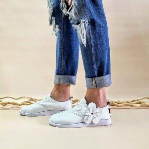 Туфли AMANDA белый