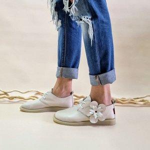 Туфли AMANDA светлый беж