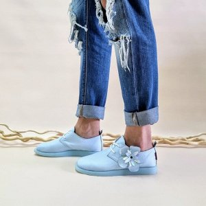 Туфли AMANDA голубой