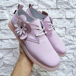Туфли AMANDA пудра