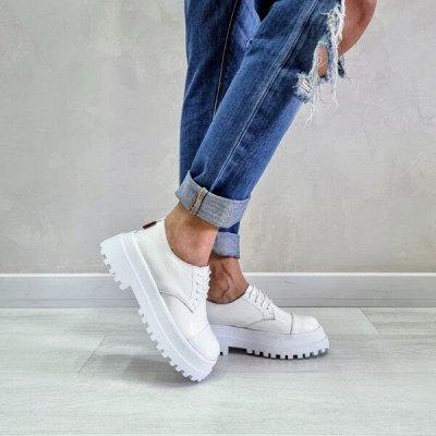 BM DeluxeТрендовая обувь! Нат кожа! Встречаем новинки ОЗ 21 — Туфли, босоножки