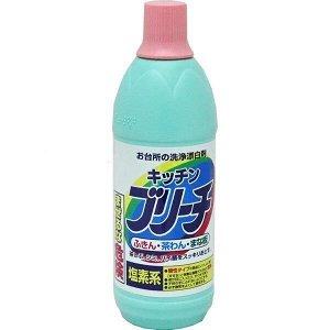 902324 KOBE BUSSAN Дезинфицирующее хлорный отбеливатель 600 мл