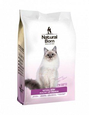 Healthy Cat Premium для кошек  любого возраста,  2 кг