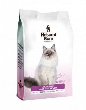 Healthy Cat Premium для кошек  любого возраста,  5 кг