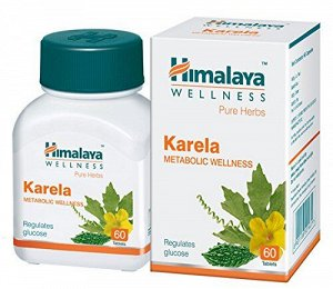 """БАД Himalaya """"Момордика капсулы"""" (Karela capsules), 60 таб."""
