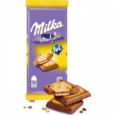 """Сладости 🍫для вашей радости☕️ — Шоколадные истории """"Милка"""" импорт заморский — Шоколад"""