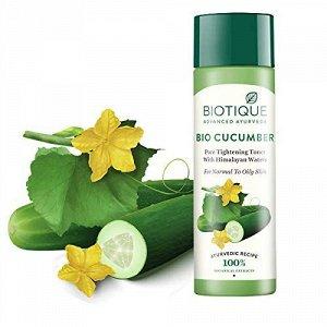 Bio Cucumber Pore Tightening Freshener With Himalayan Waters/ Тоник Для Лица Биотик Био Огурец С Гималайской Водой