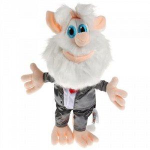 """Мягкая игрушка """"Мульти-пульти"""" Буба в костюме, 26 см, муз., пак"""