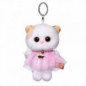Игрушка мягк. Блелок Кошечка Ли-Ли в платье ,12 см
