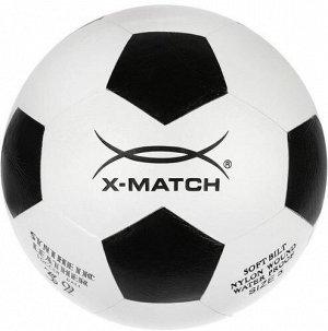 Мяч футбольный X-Match ,ламинированные PU